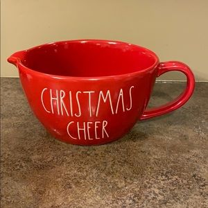 Rae Dunn Christmas Cheer Batter Bowl